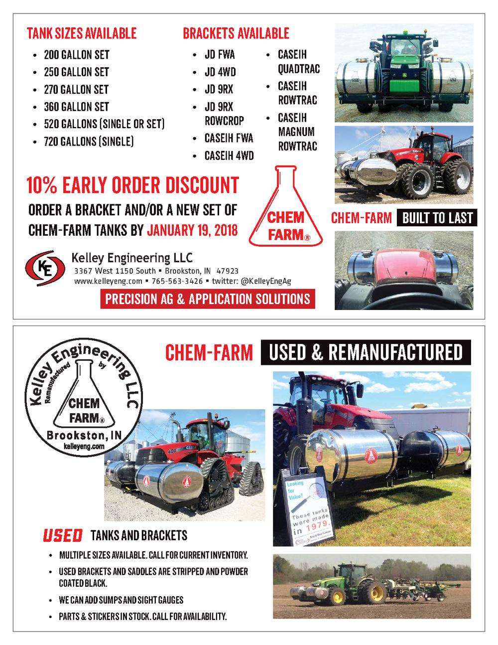 Chem-Farm Early Order