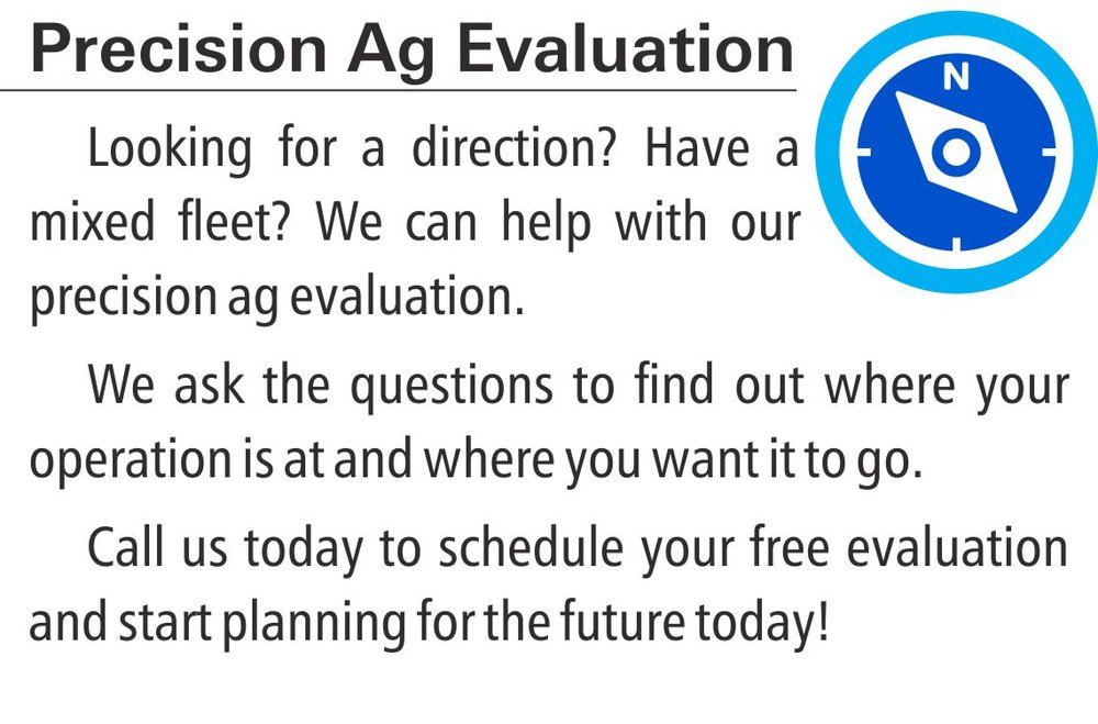 Precision Ag Evaluation