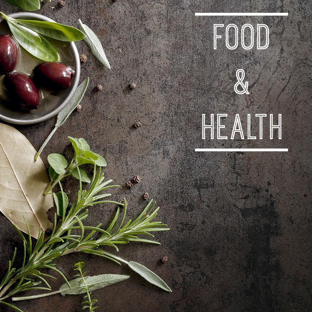 Food and Health Bookshelf