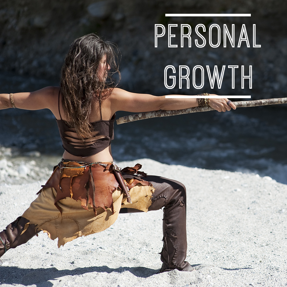Personal Growth Bookshelf