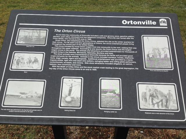 Orton Circus