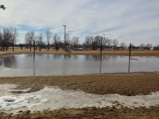 Sand Pit Pond