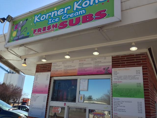 The Korner Kone