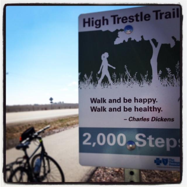 Trailside Quote