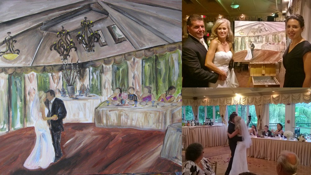 Wedding at the Talamore Country Club