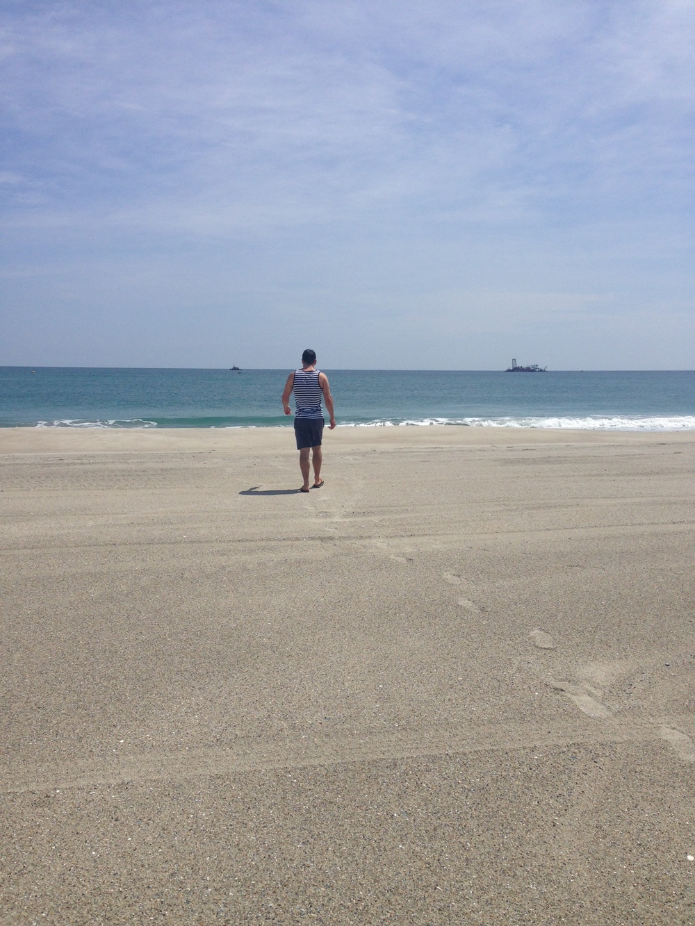 Enjoyed finding secluded, wide open beaches, highly recommended for soul detoxing & refreshment.