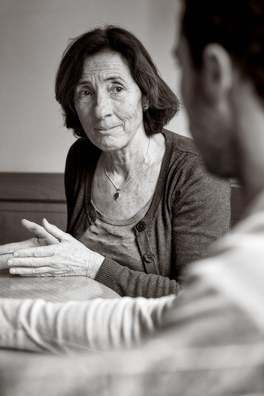 'Mijn moeder… Zij is mijn heldin. Maar ze heeft het nooit goed kunnen doen in mijn ogen.'
