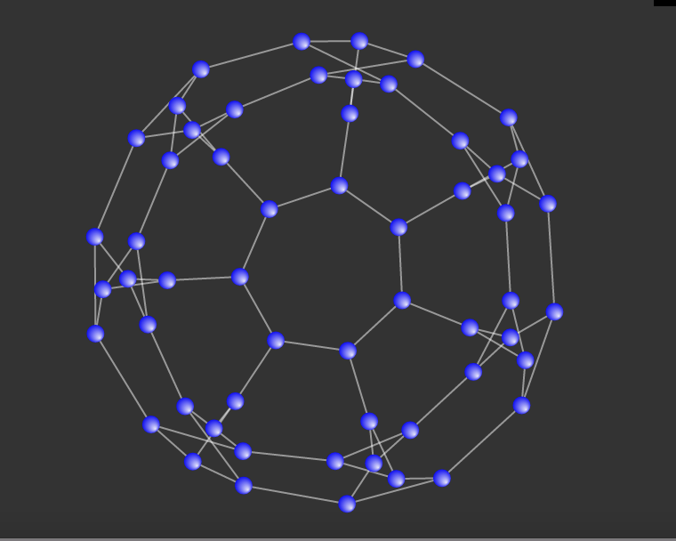 Snarks - D3 Force Directed Graphs