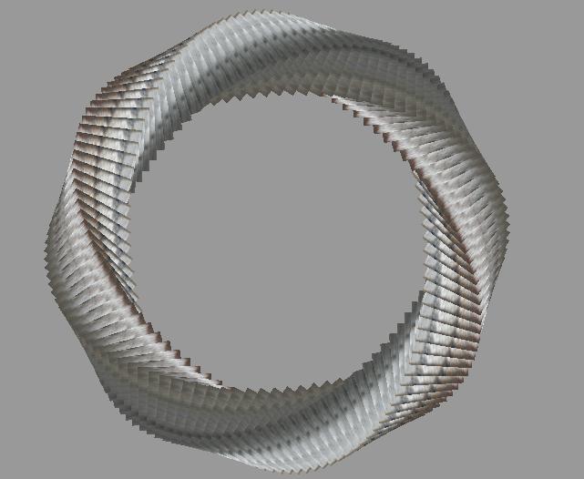 Spiral Circle Demo