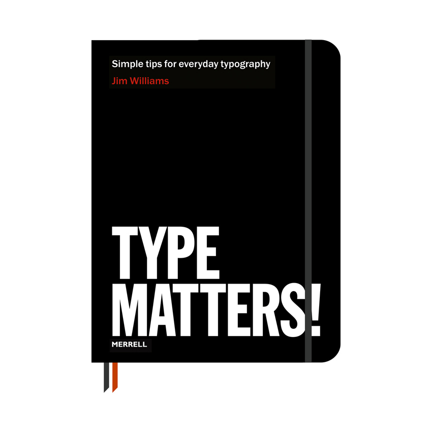 type matters book