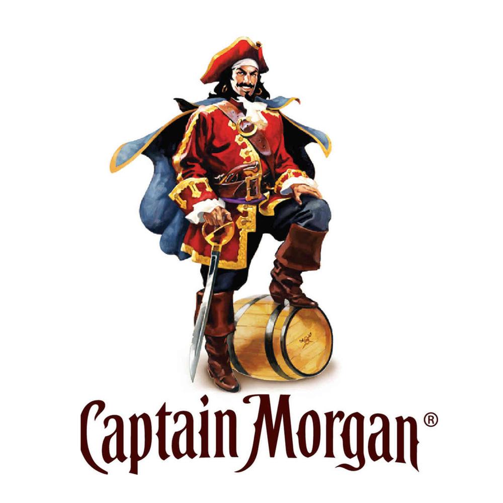 captain morgan moustache logo