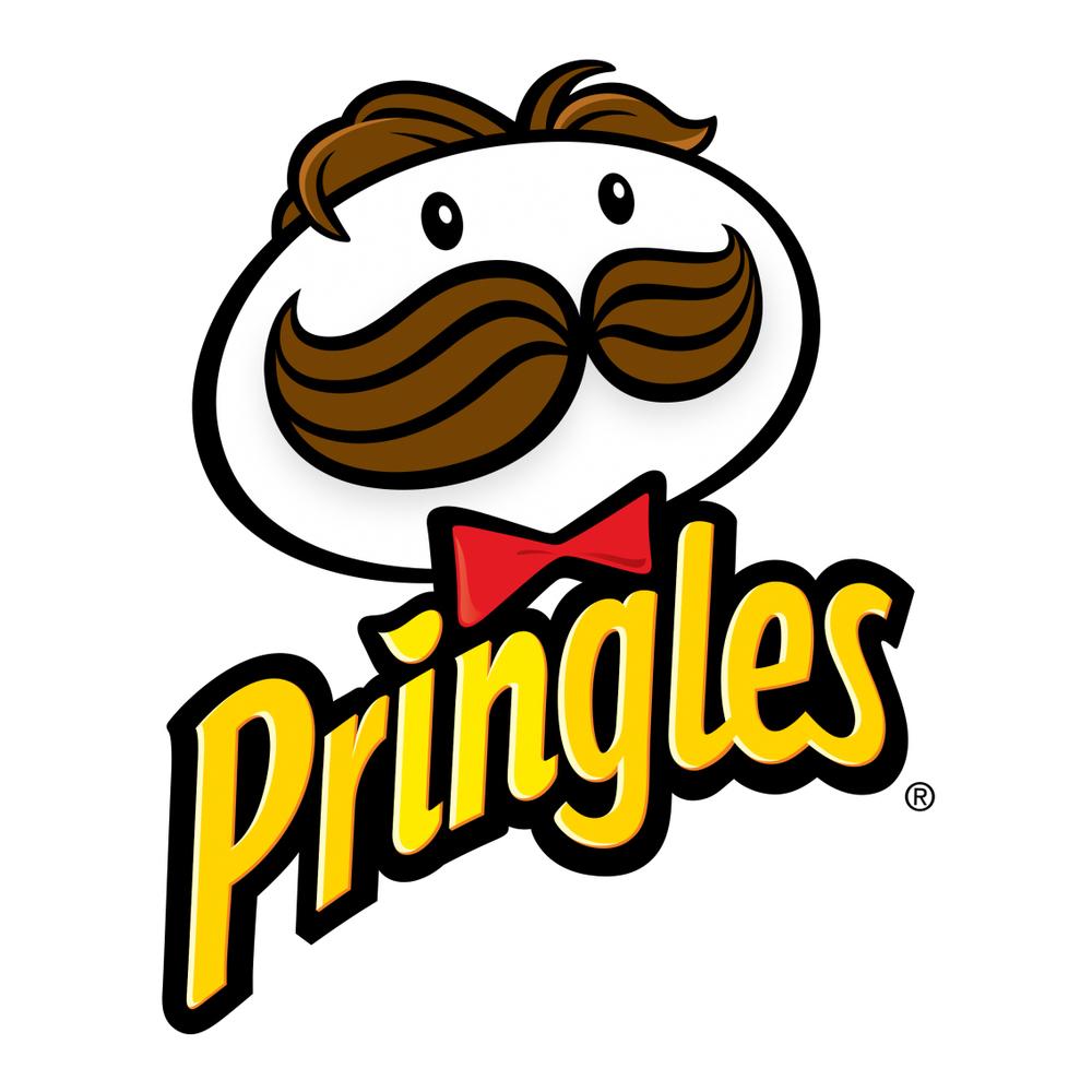 pringles moustache logo