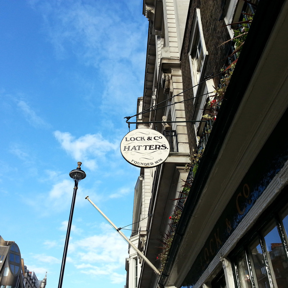 lock & co hatters shop