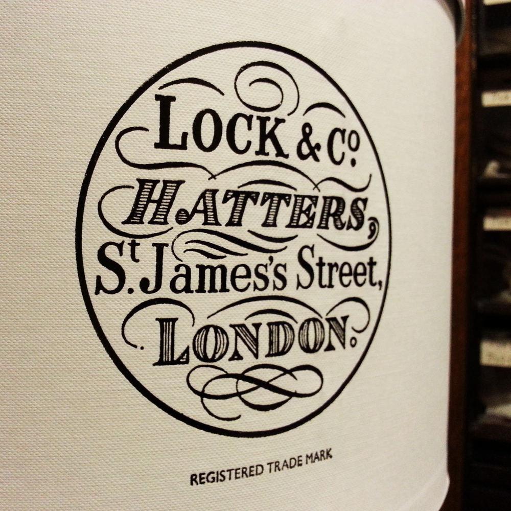 lock & co hatters logo