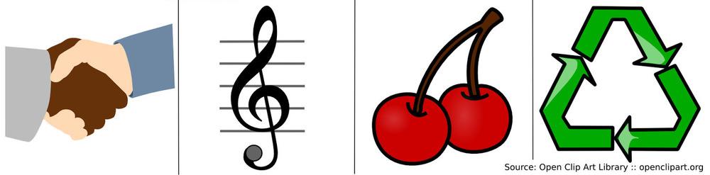 Clipart logos