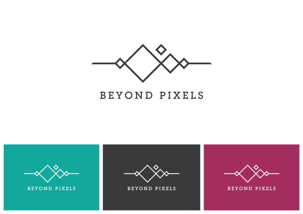 Beyond Pixels Logo