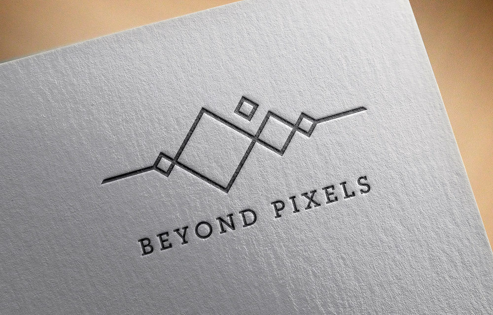 Beyond Pixels Emboss