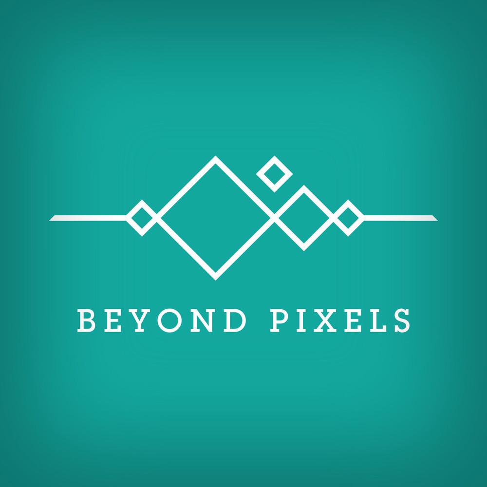 Beyond Pixels Logo Redesign