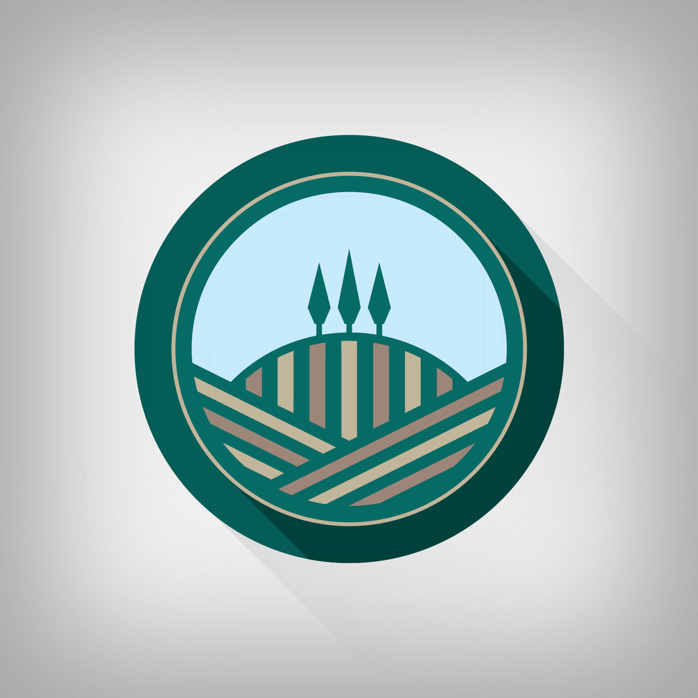 Vineyard logo concept