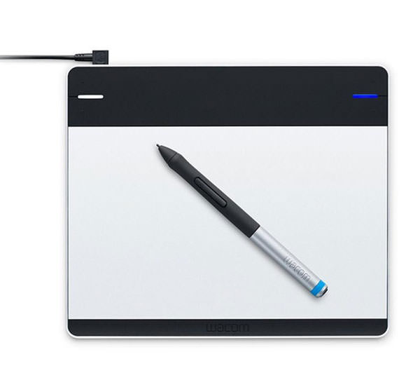 Graphics tablet present