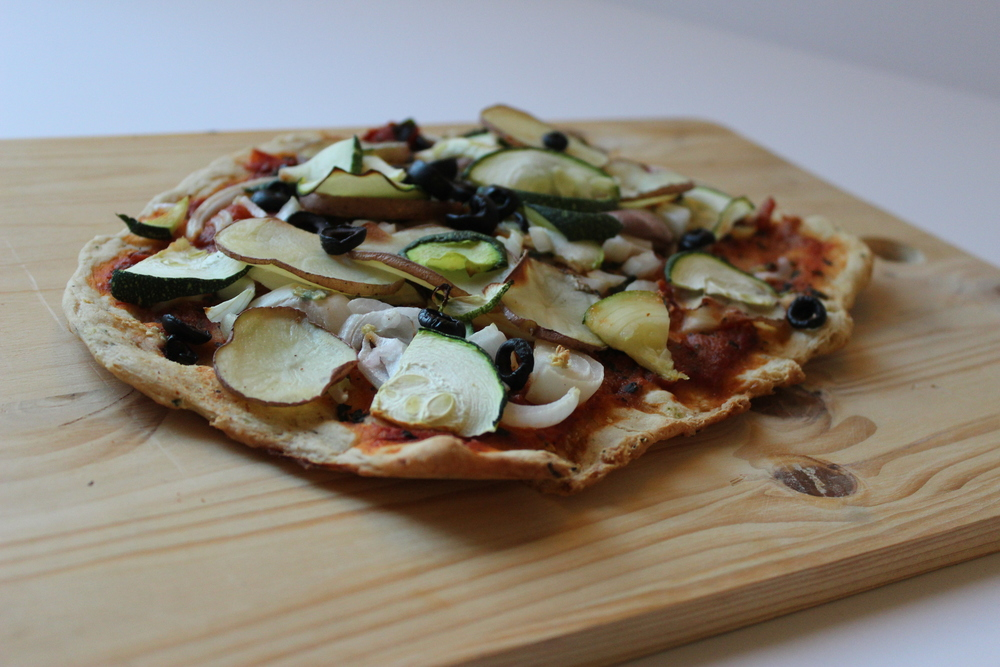 plantbased pizza