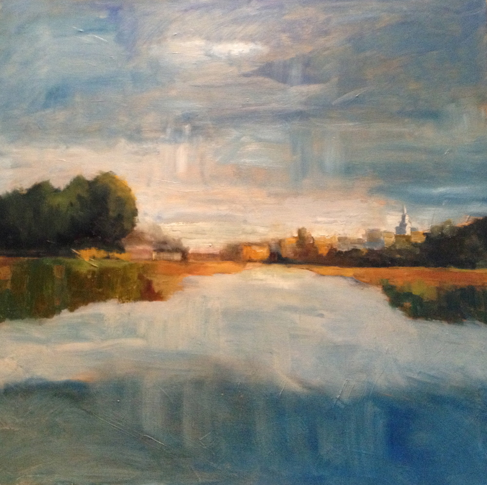 Squamscott River Exeter