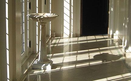 Fairlane Hallway by Janet Konziela