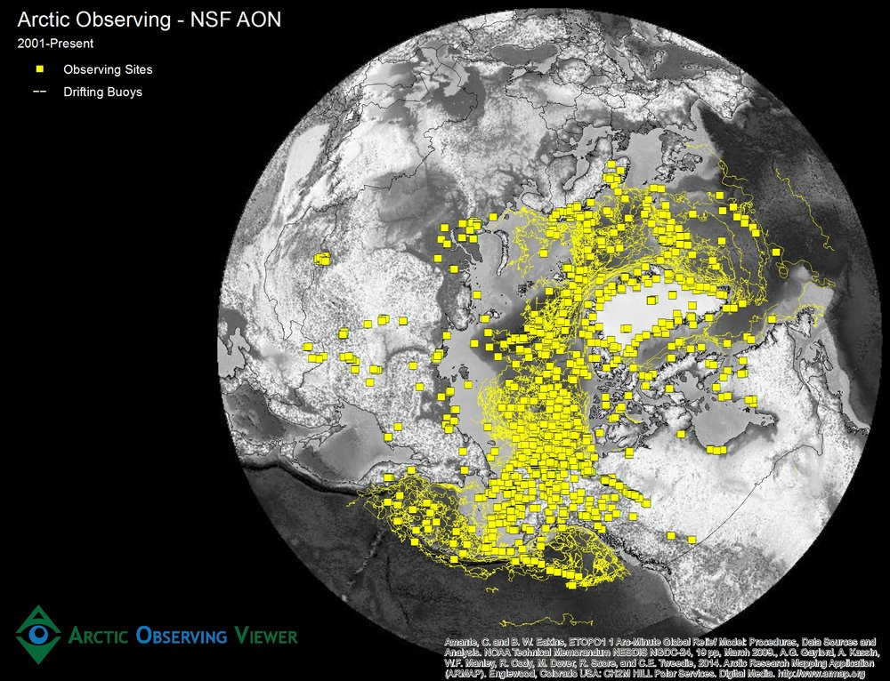 Arctic Observing - NSF AON