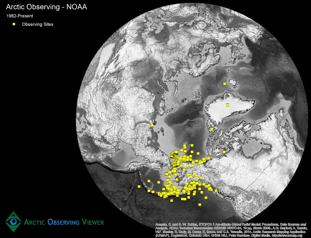 Arctic Observing - NOAA