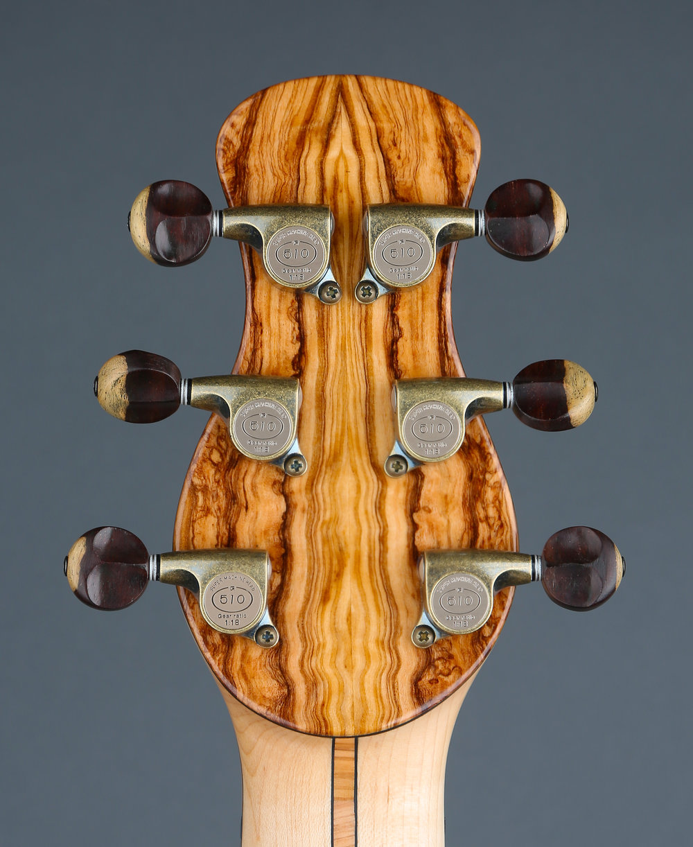 Mark Hatcher - Luthier
