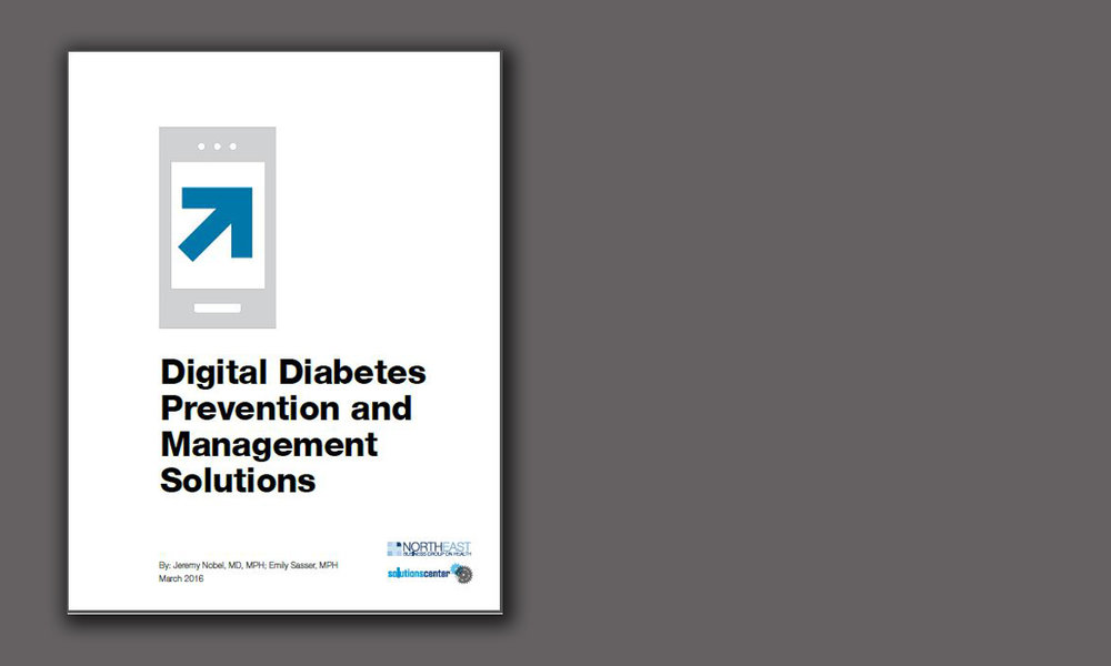 Digital Diabetes Prevention and Management Solutions (3/16)