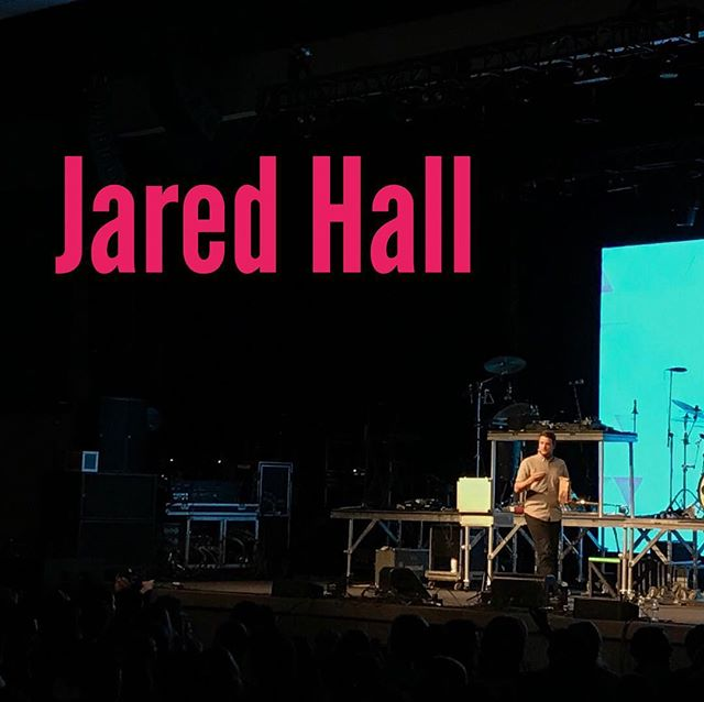Camp Electric loves Jared Hall!