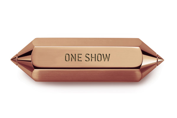 ONE SHOW BRONZE PENCIL  2016 - Delta Air Lines