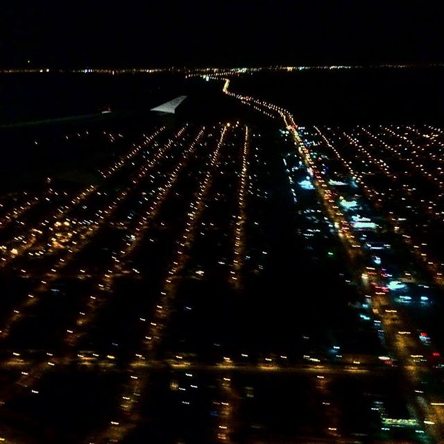 5am in #Queens. #jfkairport #queensny #redeyeflight #newyorkcity