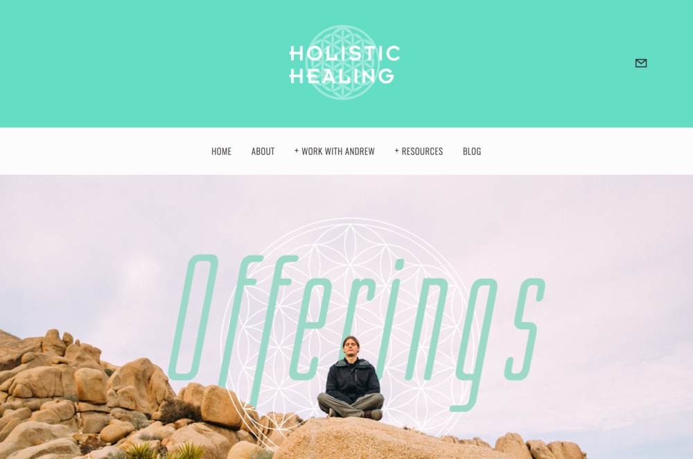 Holistic Healing Andrew Goering