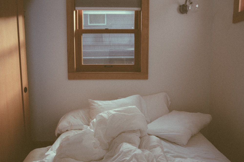 I Do Not Want To Sleep For Will Wake Up Alone The Light Of A Winter Morning Streams Through My Window Stillness Silence An Empty Home