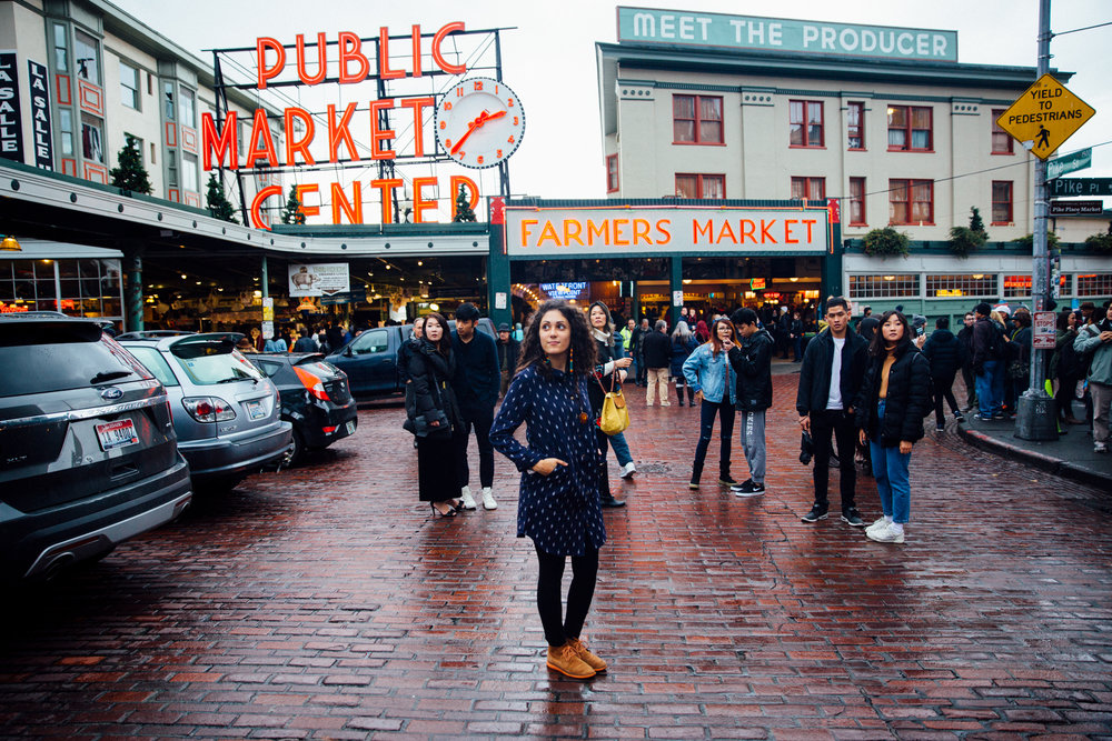 Sonia Primerano lifestyle travel blogger Seattle