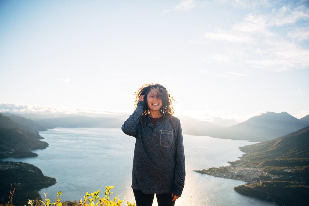 Sonia Primerano Guatemala travel