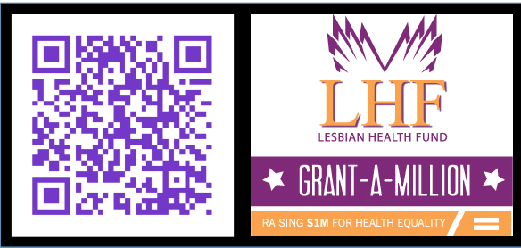 Alternate LHF image with included QR code linking to LHF website.