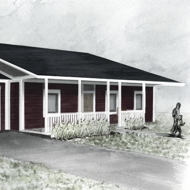 Habitat 4 Humanity - NZEH Affordable Net Zero Energy Home