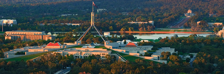 Visit MilCIS in Canberra in November 2016