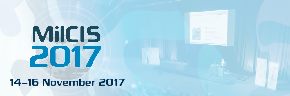 During 14-16 November 2017, over 1,450 participants attended MilCIS 2017 at the National Convention Centre, Canberra. The conference showcased over 70 exhibitors and 72 plenary and paper presentations. The  presentations and photos of MilCIS 2017  are available now.