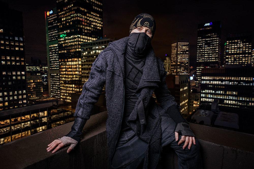 Agent Shadow / promo