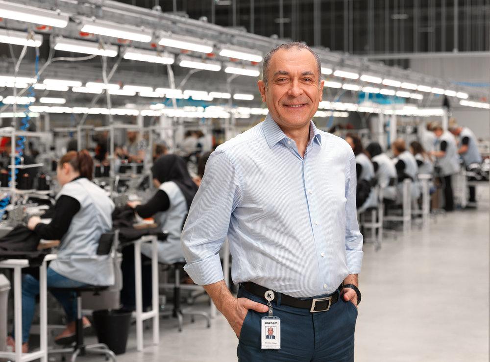 A.Zeki Erdoğan / Kardem Textile