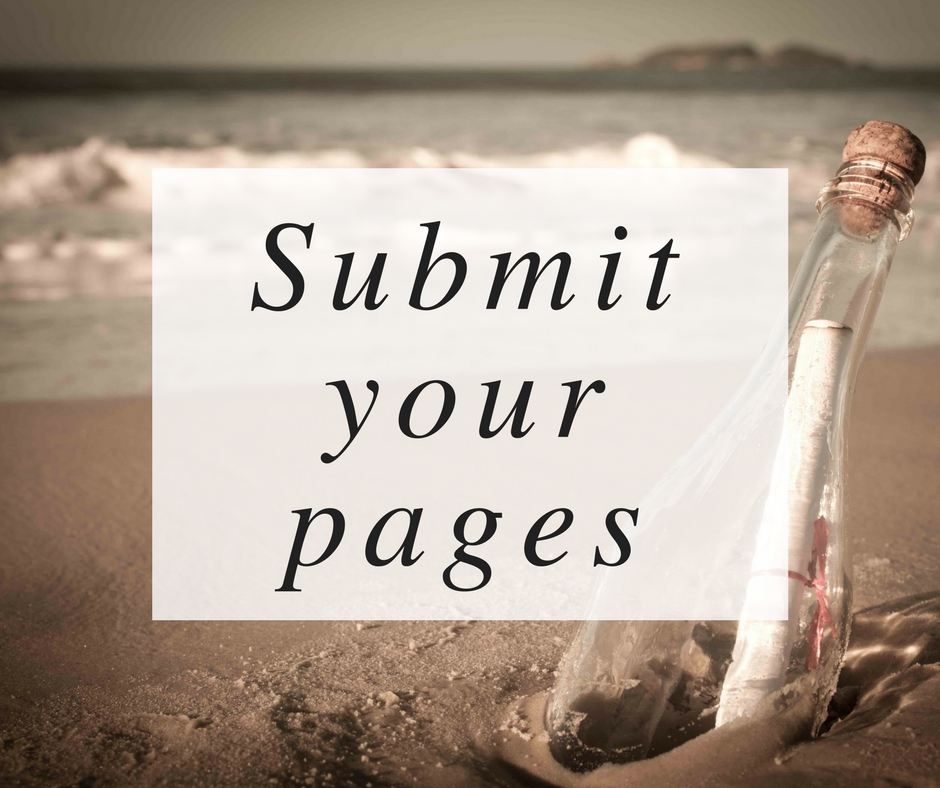 Submit your pages to the Writership Podcast.