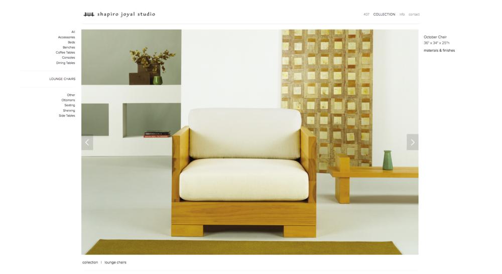 Shapiro Joyal Studio   Interior Design