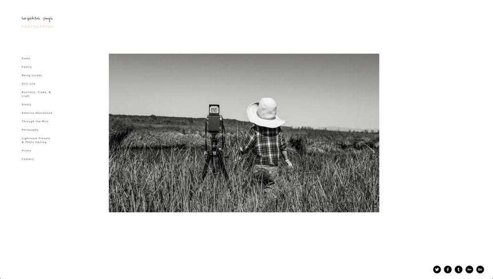 Hezekiah Pugh   Artist & Photographer