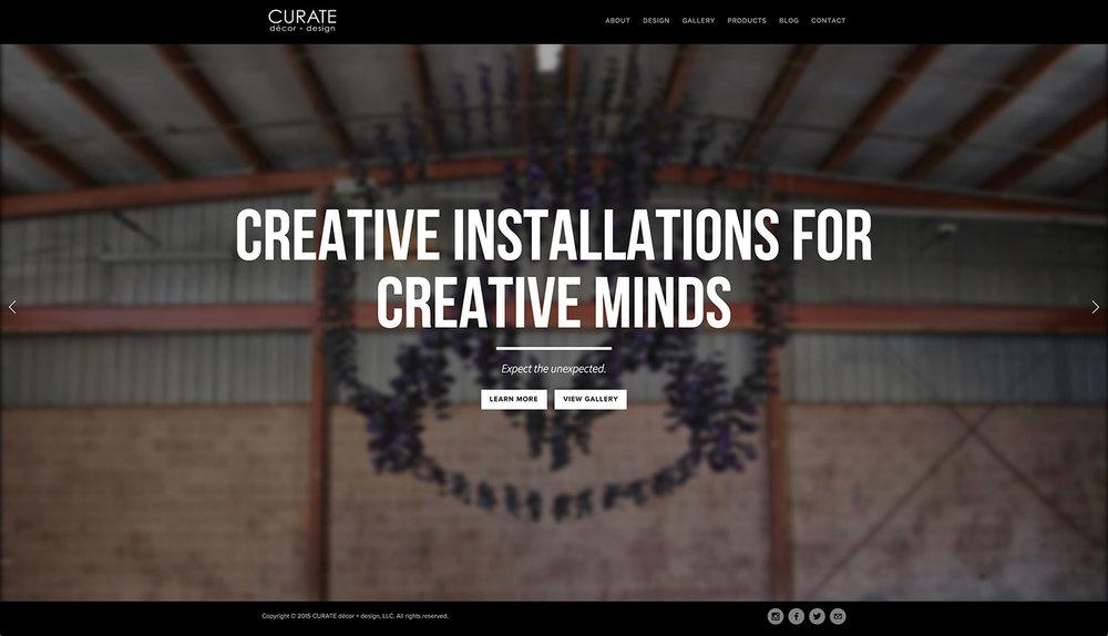 Curate Decor & Design
