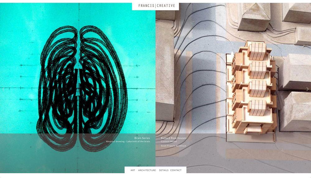 Francis Creative   Art & Architecture