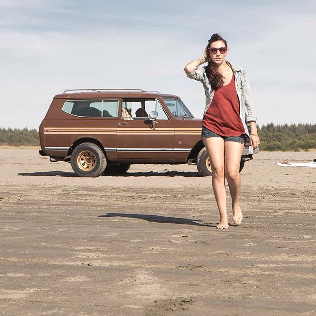 Check out my sweet new ride ⭐️ 1978 #internationalscout #internationalscoutii #scoutII #offroad